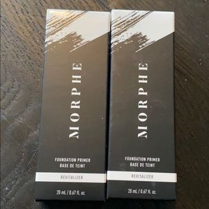 New!  2 Morphe Revitalizer Foundation Primers
